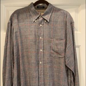 Tommy Hilfiger Mens Dress Shirt